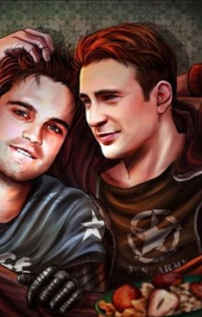Till the end of the line. (Steve Rogers X OFC X James 'Bucky' Barns) by temptressofevil