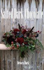 Salted Dark Chocolate by deboradark