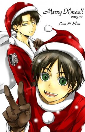 Attack On Holidays (An adopted AoT Fanfic) by Wolfy_Witch