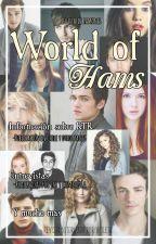 World of Hams. by JaxWilson06
