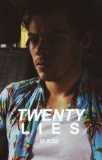 Twenty Lies || عشرون كذبة by rosie_333