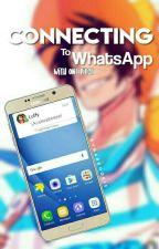 WhatsApp One Piece by _SugarKookie_