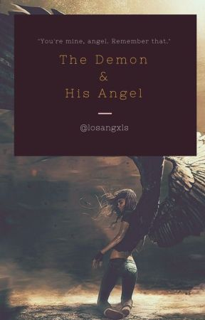 The Demon & His Angel by losangxls