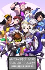 Overwatch girls x readers by SeikoShinoharaXNaomi