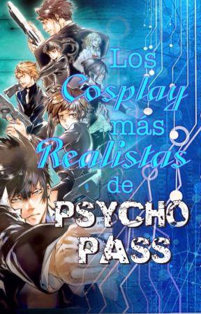 Los cosplay más realistas de Psycho Pass by Vesicula