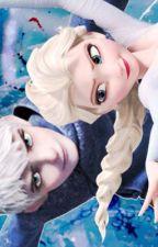 Jack Frost und Elsa- Eine Frostige Liebe by RebellaMar