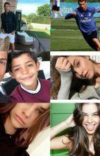 La Hija De Sergio Ramos(Cristiano Ronaldo Y Tu)   by MariaUrietaHdz
