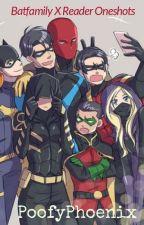 Batfamily X Reader Oneshots by PoofyPhoenix