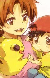'Child Of Mew' (Pokemon Story) by JayTales