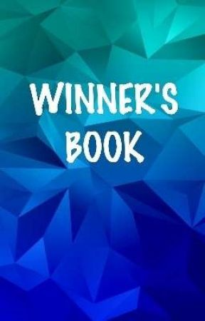 Winner's Book by TheTinyTaleAwards