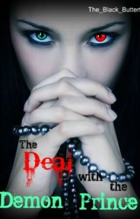 The Deal with the Demon Prince by The_Black_Butterfly