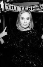 Adele foi tudo por amor  by desconhecido__