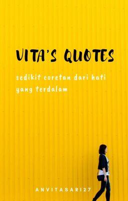 vita s quotes merelakan atau bertahan wattpad