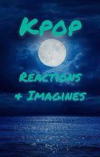 Kpop Reactions (Hiatus) by _strayteen_