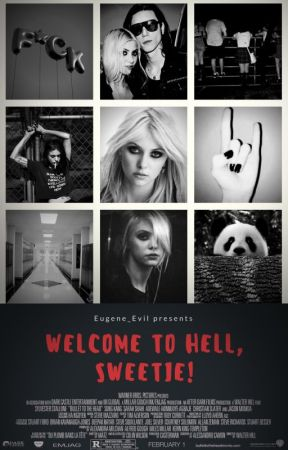 Welcome To Hell, Sweetie! by Eugenia_Momsen