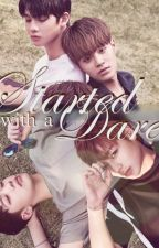 (JinHwi | PanWink) Started with a Dare by blackpenguinnn