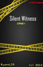 "Forensic Criminology Bureau Series ""Case 1 - Silent Witness"" by DanandRyan"