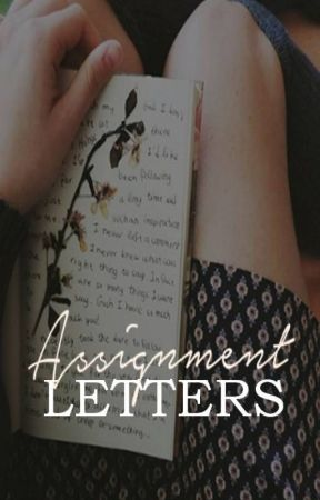 Assignment Letters by Aki_Inspired