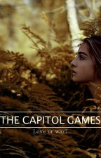 The Capitol Games by zaffreruby