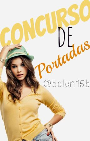 Concurso de Portadas by belen15b