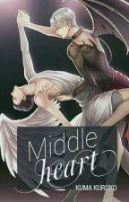 Middle Heart [Viktuuri] by Kuma_Kuroko