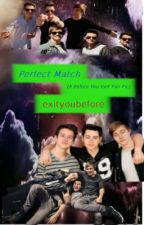 Perfect Match (A Before You Exit Fan Fiction) by exityoubefore