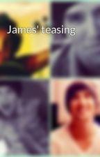 James' teasing by BTRgrandehone