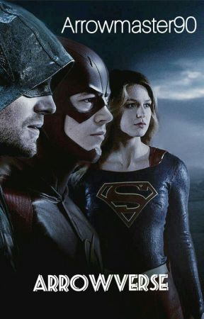 Arrowverse Gif Series by Arrowmaster90