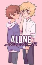 (Golddy) -Alone- by CathiuCute_12