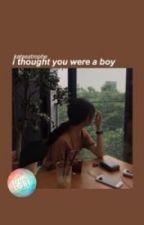 i thought you were a boy ➵ ru by mmaliia