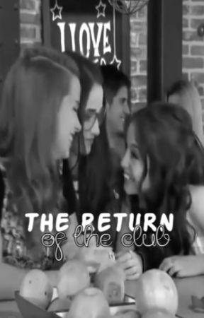 2. The return of the club; Soy Luna [PAUSADA TEMPORALMENTE] by jaravillah