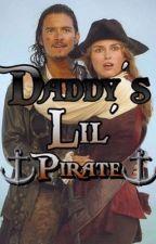 Daddy's Lil Pirate by vhscade