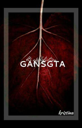 GANGSTA. + bts. by gaylips