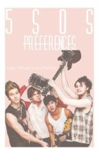 5SOS Preferences by _fromtheclouds