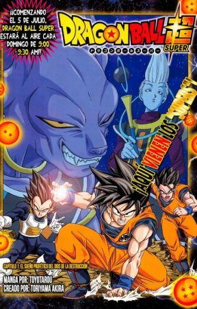 Dragon Ball Super (Manga) Cap 4 by xShadowLp11x