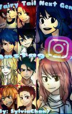 Fairy Tail Next Gen {Instagram} by min_lee_hyo