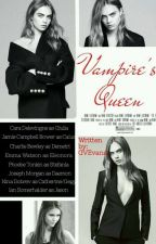 Vampire's Queen by GVEvans