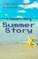 Summer Story by bluexorcist