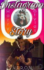 INSTAGRAM STORY.              Harry Styles by V_E_R_O_N_