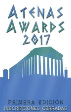 Atenas Awards 2017 (CERRADO) by AtenasAwards