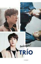 Trío. (SJ, JK, TH) by JinKookShippXD