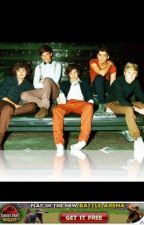 Baby of the band (one direction spanking fic) by Jaelyn_kiss
