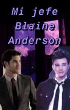 Mi jefe Blaine Anderson by wenzing