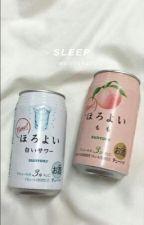 Sleep,, | suga x reader smut | by weirdshampoo