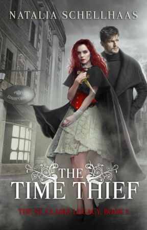 The Time Thief, The St. Claire Legacy book 1 (Preview) by taliajromanoff