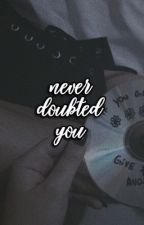 never doubted you | fremmer and zomika by magnificentannie