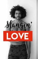 Slangin' Love (Daveed Diggs X Reader) || Complete ✔️ by scheetscheet