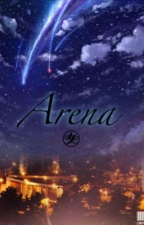 Arena [WIP] by CremePuffPi
