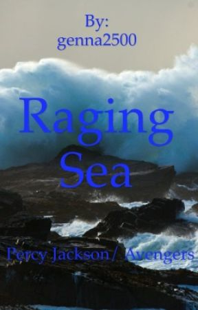 Raging Sea (Percy Jackson/ Avengers) by genna2500
