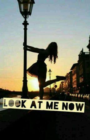Look at me now. by PetalLessFlower